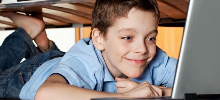 adiccion a internet niños