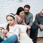 Adicción a los teléfonos móviles de los adolescentes