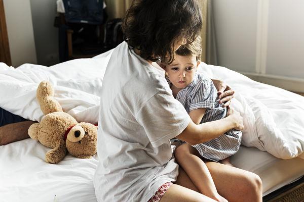 Cómo quitar el miedo a los niños de forma segura