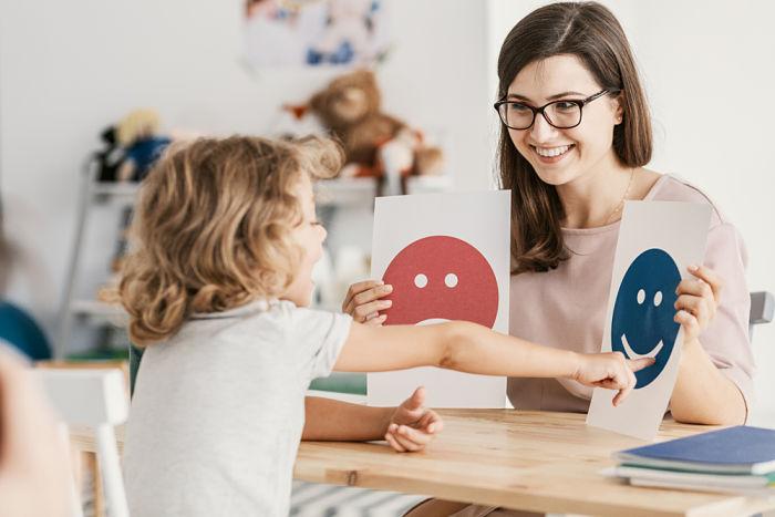 Problemas de autismo de niños en A Coruña