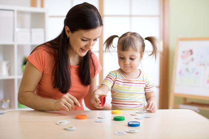 Psicología orientada a niños de 3 años